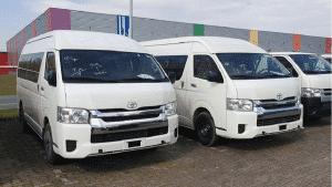 Toyota Hiace Commuter 2.5L Turbodiesel Std Roof Microbus