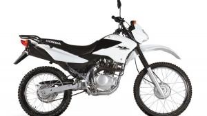 Honda XL125L 4-Stroke