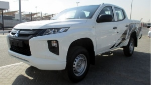Mitsubishi L200 Double Cabin 4WD Pickup 2.4L Turbodiesel