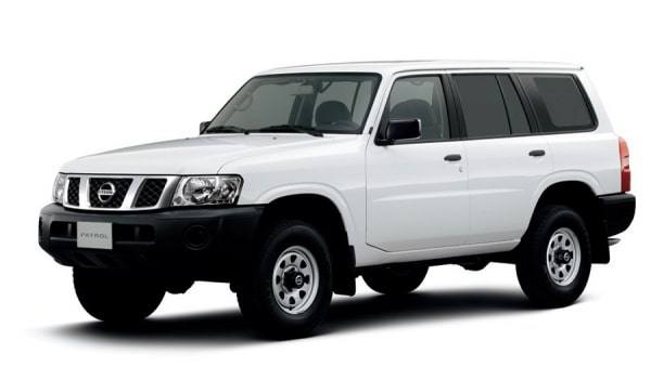 Nissan Patrol GL 3.0L TurboDiesel 4WD SW