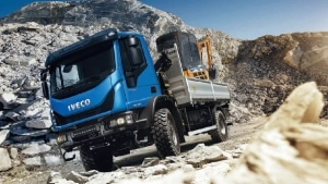 Iveco Eurocargo 5.9L TurboDiesel 4WD Chassis Cabin