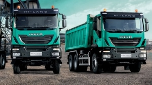 Iveco Trakker 12.9L TurboDiesel Chassis Cabin