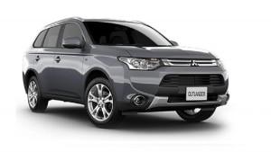 Mitsubishi Outlander 2.4L 4WD SUV A/T (petrol)