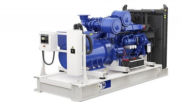 FG Wilson p800P1 Generator 22.9L TurboDiesel