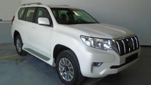 Toyota LnadCruiser Prado TX-L 2.7L 4WD A/T SUV (petrol)