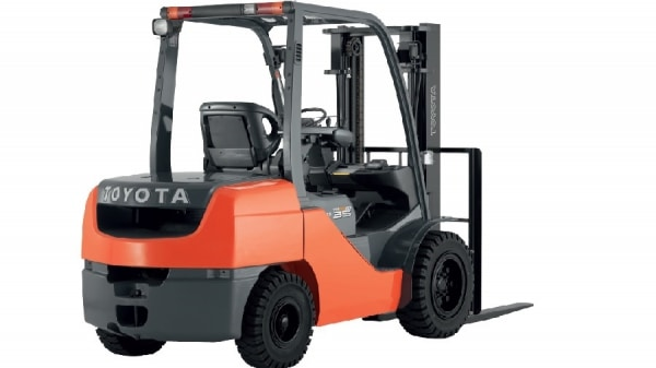 Toyota Tonero Diesel 2WD 1.5T Forklift