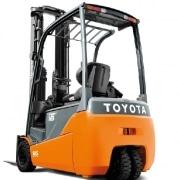 Toyota Traigo Electric 1.5T Forklift