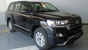 Toyota LandCruiser 200 Luxury Edition 4.5L TurboDiesel V8