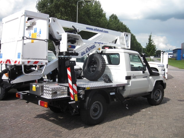 Conversion Truck