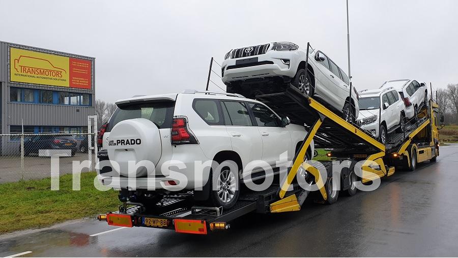 logistics car transport