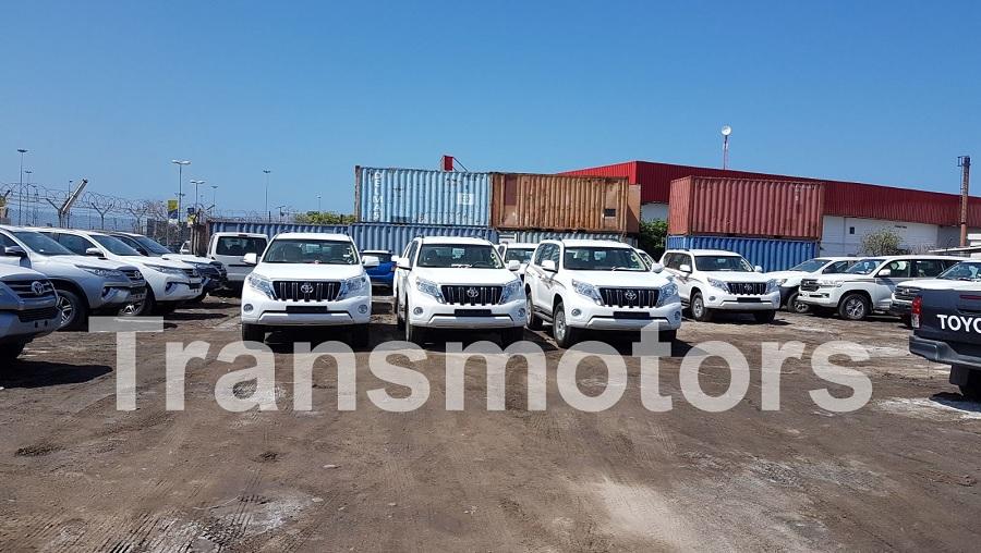 Logistics Car field