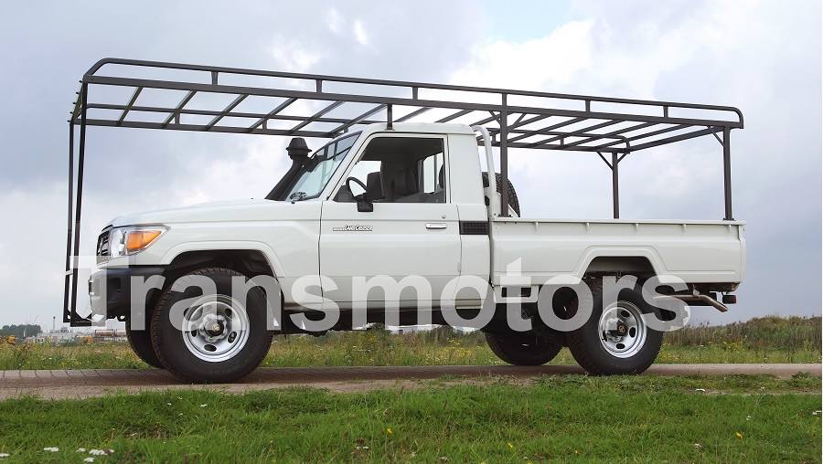 Oil & Gas Truck