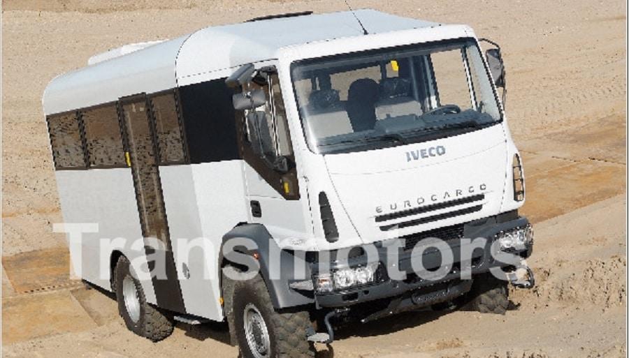 Tourism bus Iveco