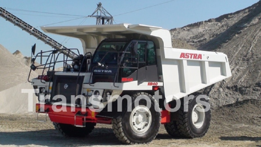 Truck Astra